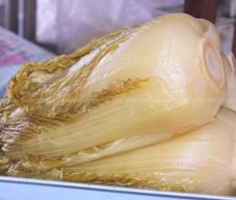 东北酸菜传统腌制方法