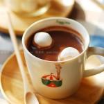 椰奶热可可(大冷天的治愈系热饮)