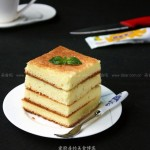 平底锅也能做出好吃的蛋糕(早餐菜谱)