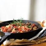 家常红萝卜焖牛肉