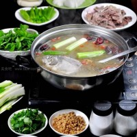 魚羊鮮羊肉湯鍋