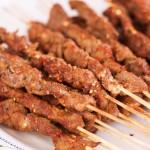 羊肉串(鲜嫩弹牙配方大公开)