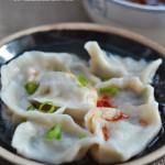 牛肉香芹饺子(早餐菜谱)