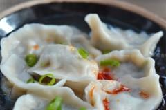 牛肉香芹饺子