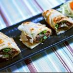 牛肉卷饼(台湾知名小吃)