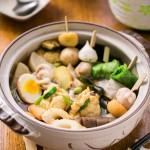 关东煮(春节年菜--日本过冬必吃)