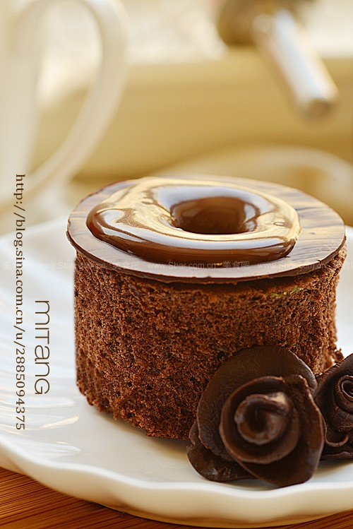 奇趣巧克力熔岩蛋糕