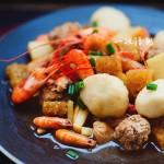 浙江名菜杭三鲜(春节年菜)