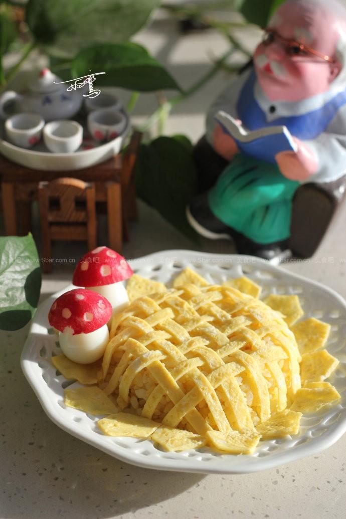 小葵花炒饭