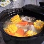 玉米龙骨汤(冬日里的美容暖身汤)