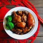香焖猪手(春节年菜)