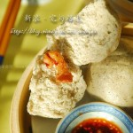 豆渣小馒头(早餐菜谱)