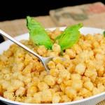 金沙玉米(小朋友们最喜欢的菜谱)