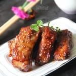 蜜汁排骨(春节家宴菜)