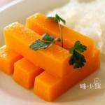 蜜汁南瓜(滋润养颜甜品)