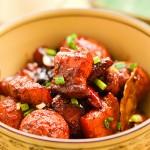 元宝肉(春节家宴菜)
