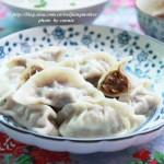 牛肉萝卜水饺(早餐菜谱)