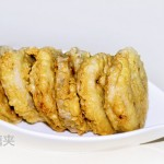 炸藕盒(春节家宴菜)
