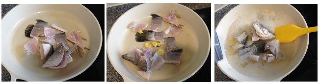 酸辣米线鱼片