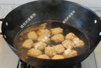 美味虾肉丸