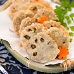 金牌藕夹(春节家宴菜)