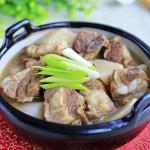 红萝卜炖排骨(春节家宴菜)