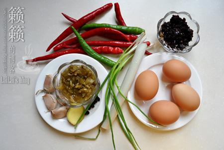 辣椒外婆蛋
