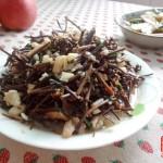 蕨菜干炒肉