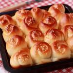 蜂蜜小面包(风靡一时的韩国烤馒头)