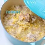 汤骨酸菜(东北菜谱)