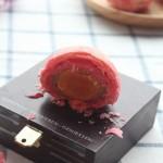 红曲莲蓉蛋黄酥(早餐菜谱)