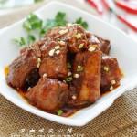 无锡排骨(拥有百年历史的传统名菜)