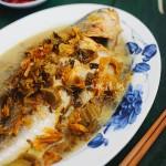 黄鱼咸菜(浙江菜)