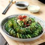 蓑衣黄瓜(提升厨艺的开胃小菜)