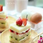 水果三明治(早餐菜谱)