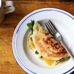 黑椒酥皮煎蛋(快速打造五星级早餐)