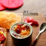 水果鸡蛋杯(剥橙子的方法)