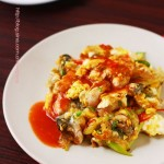 蚵仔煎(风靡台湾的人气小吃)