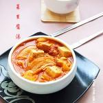 泡菜豆腐汤(韩国汤)