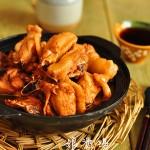 补中益气娘酒鸡(广东客家的经典名菜)