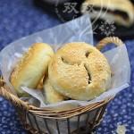 豆沙烧饼(酥掉渣豆沙酥饼巧制作)