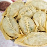 海虹萝卜苗烫面包(胶东沿海风味早餐菜谱)