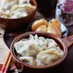 八爪鱼饺子(胶东特色水饺)