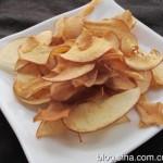 苹果脆片(热门的小零食)