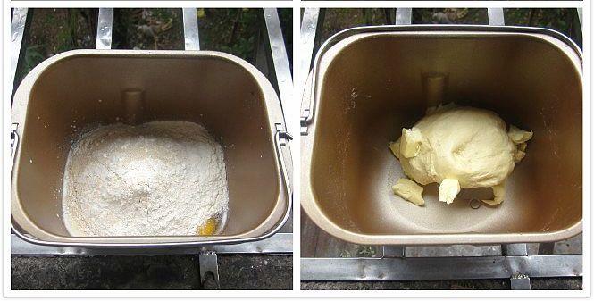 Polish种(波兰种)吐司