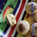 提拉米苏小饼干(春游小点心)