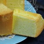 酸奶戚风蛋糕(甜品点心)