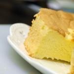 戚风蛋糕(早餐菜谱)