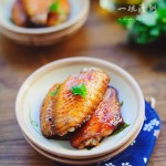 香美烤鸡翅(烤箱菜)