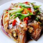 清蒸红鱼(清蒸菜)